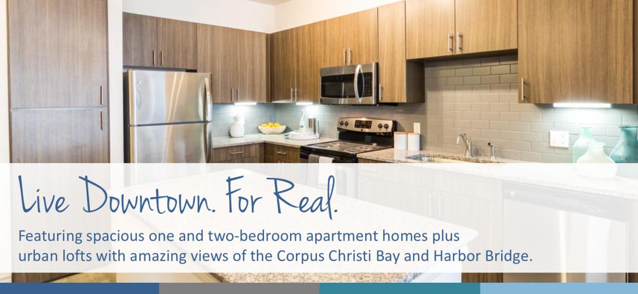 Luxury Apartments in Corpus