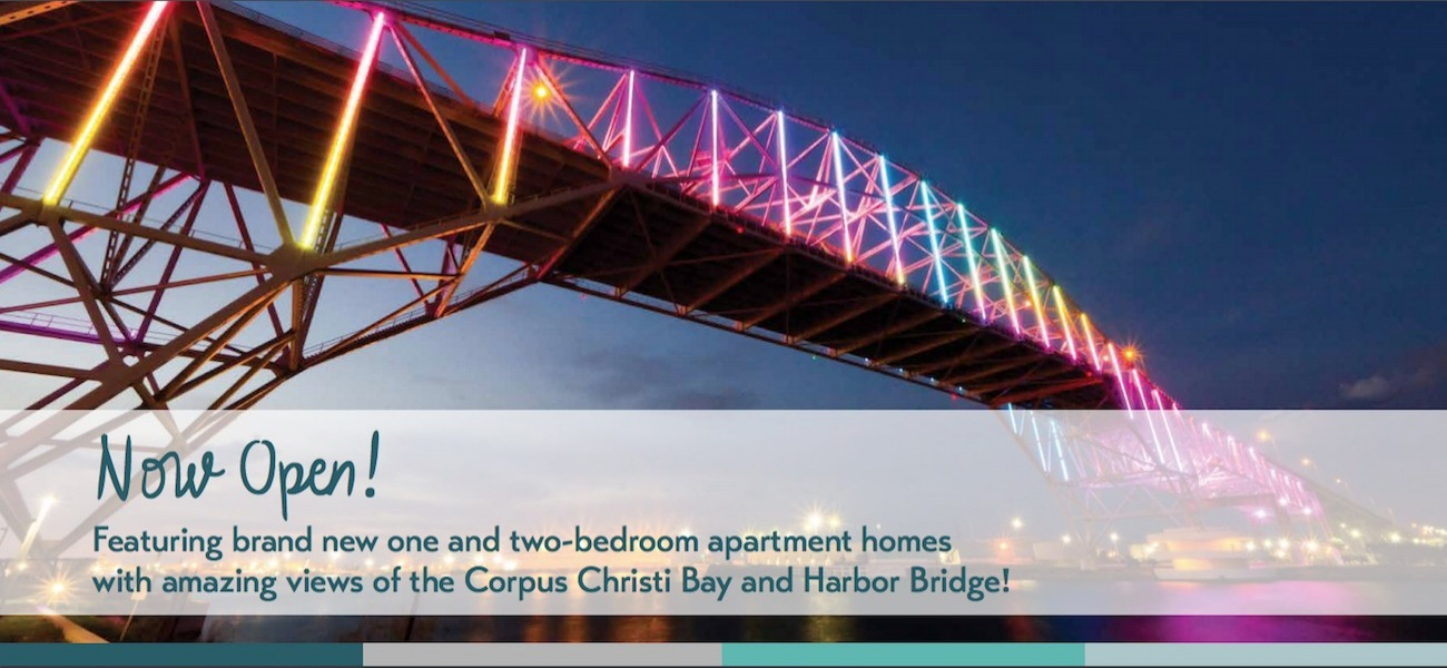 Luxury Apartments in Corpus